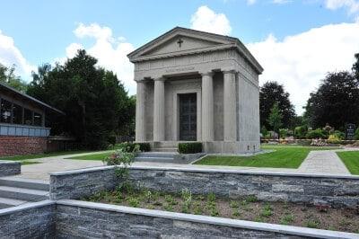 Mausoleum Alter Friedhof Lingen