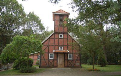 Evangelischer Friedhof Brögbern