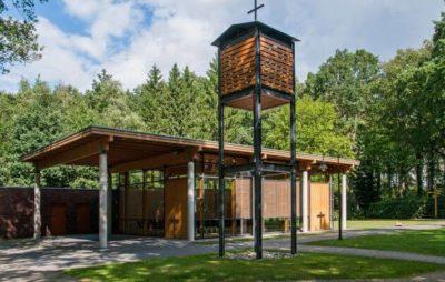 Waldfriedhof In Darme
