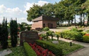 Friedhof in Estringen