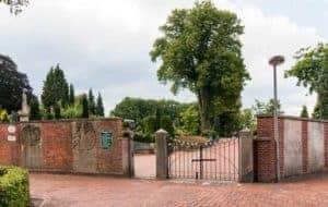 Alter Friedhof in Lingen