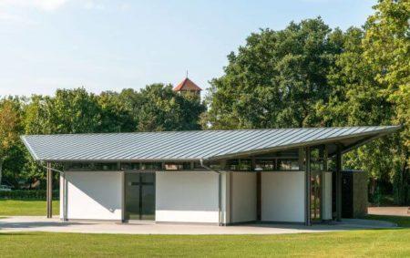 Kapelle Auf Dem Neuen Friedhof Lingen