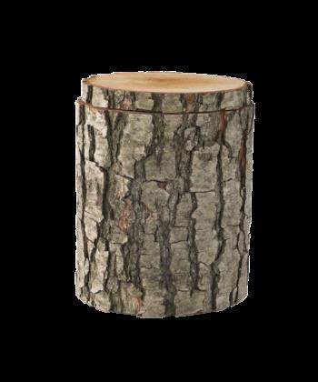 Urne Aus Holz Baumurne, Schwarzerle