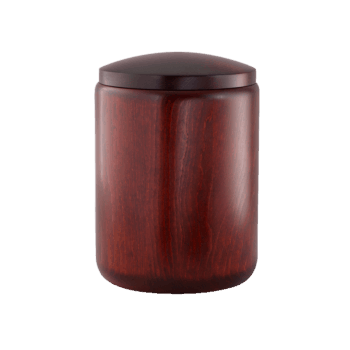 Urne Aus Holz, Edition Roma