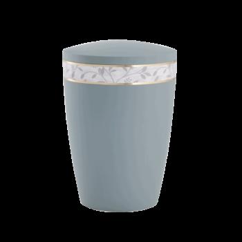 Urne Aus Naturstoff, Edition Pastell, Blätter