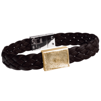Armband Breeze In Gelbgold