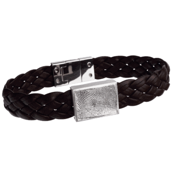 Armband Breeze In Weißgold