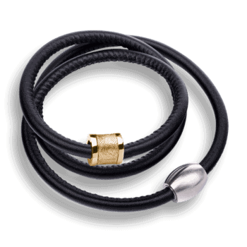 Armband Casual In Gelbgold