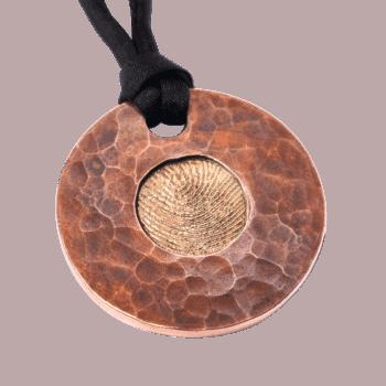 Erinnerungsmünze Bronze In Gelbgold