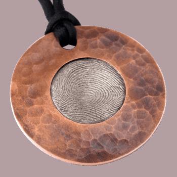 Erinnerungsmünze Bronze In Weißgold