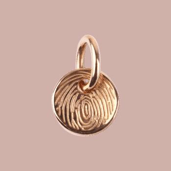 Goldstückchen Piccolo In Gelbgold