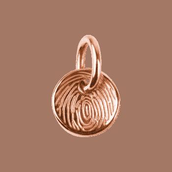 Goldstückchen Piccolo In Roségold