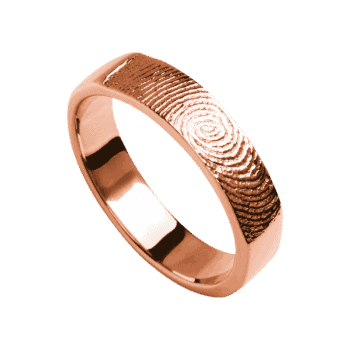 Ring Eternity Mit Roségold