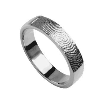 Ring Eternity In Weißgold