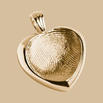 Schmuckanhänger Amore In Gelbgold