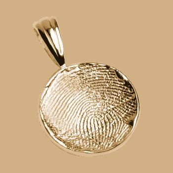 Schmuckanhänger Cosima In Gelbgold