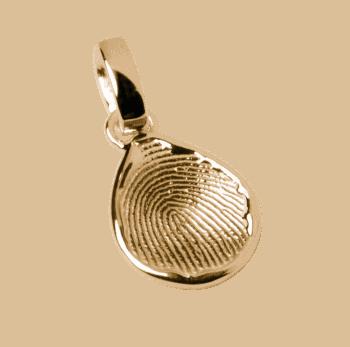 Schmuckanhänger Ilorar In Gelbgold