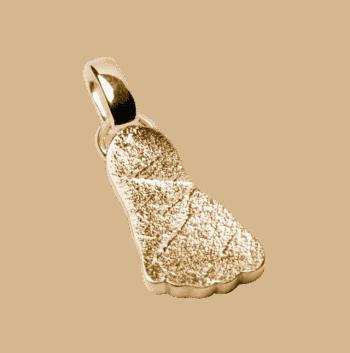 Schmuckanhänger De Volar In Gelbgold