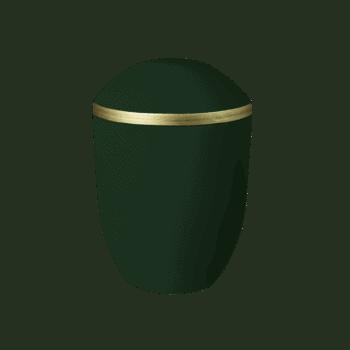 Urne Aus Keramik, Pure, Jade-Gold