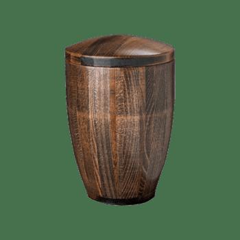 Urne Aus Holz, Wood Line